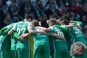 Gol telat Djilobodji pastikan Bremen tetap di Bundesliga musim depan