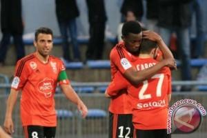 Takluk 0-1 dari Lorient, GFC Ajaccio terdegradasi