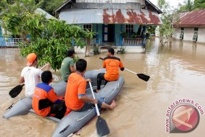 Floods inundate nine villages in Seluma, Bengkulu
