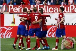 Griezman bawa Atletico kalahkan Deportivo