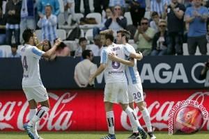 Tutup musim, Malaga bungkam Las Palmas 4-1