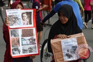Pengamat ingatkan sumbangan untuk Suriah harus cermat