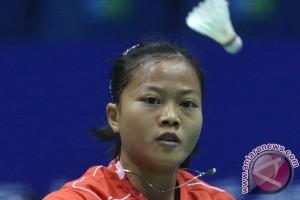 Tunggal putri Indonesia terhenti di Kejuaraan Asia