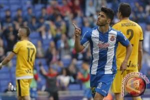Espanyol tutup musim bungkam Eibar 4-2, finis urutan 13