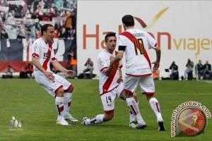 Meski menang 3-1 atas Levante, Vallecano tak selamat dari degradasi