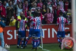 Hasil pekan pamungkas La Liga Spanyol