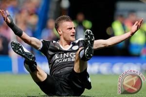 Vardy hengkang ke Arsenal, Leicester City tidak goyah