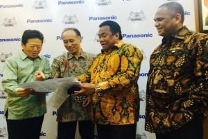 Panasonic masuk bisnis properti di Indonesia
