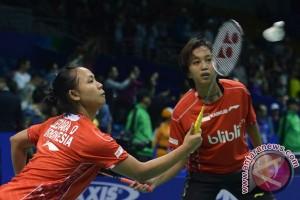 Della/Rosyita imbangkan uber Indonesia 1-1 lawan Thailand
