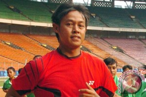 Bambang Supriyanto gantikan posisi Edwin sebagai kepala pelatih