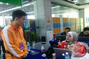 Wen, peminat bahasa Indonesia di ajang Thomas-Uber