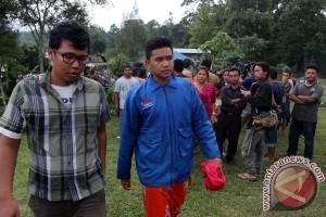 Koramil Sibolangit cari mahasiswa korban banjir bandang