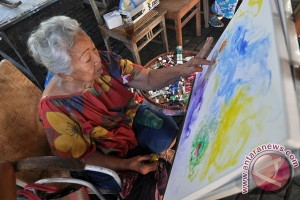 Pameran Lukisan Destination Lotus