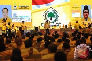 Setnov: Munaslub suguhkan semangat kesetiakawanan Partai Golkar