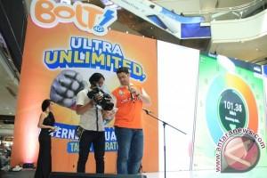 Bolt resmikan BOLT!Zone kedua di Medan
