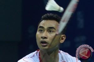 Dua tunggal putra Indonesia ke perempat final Thailand Master