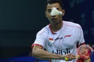 Indonesia pastikan satu tiket final Thailand Masters