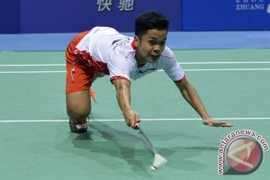 Anthony Ginting lebih percaya diri hadapi Indonesia Open