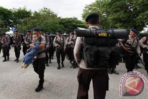Izin belum keluar, tambang Freeport dijaga 1000 personel TNI/Polri