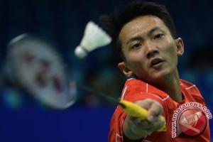 Ihsan sempurnakan kemenangan tim Thomas Indonesia