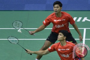 Australian Open Badminton: Indonesia assured of men`s doubles title