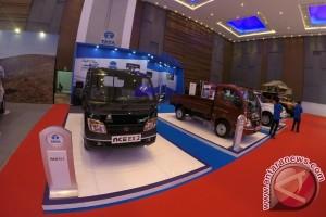 Tingkatkan brand awareness, Tata mejeng di GIIAS Makassar