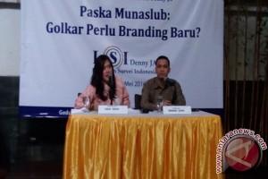 """Survei LSI-Denny JA: Golkar bisa berjaya bila muncul """"branding"""" baru"""