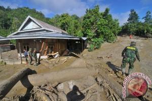 Banjir Bandang di Sigi satu orang tewas