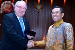 Indonesia-Jerman bidik kerja sama SDM industri