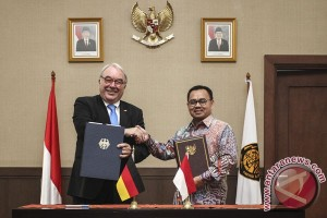 Komitmen Bersama Indonesia Jerman