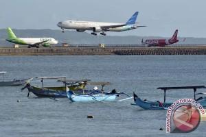 """Menhub tolak penambahan """"runway"""" Bandara Ngurah Rai dengan reklamasi"""