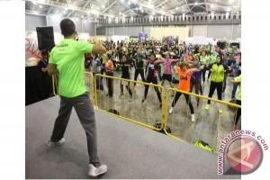 Perangi obesitas dan inspirasikan gaya hidup sehat, Herbalife gelar pelatihan tahunan untuk para membernya di Singapura