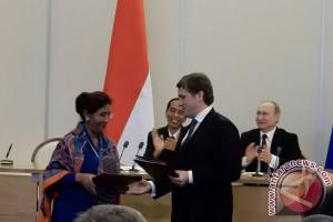 Indonesia-Rusia sepakati 5 MoU kerjasama