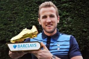 Kane: sepatu emas bukti bahwa para pengkritik keliru