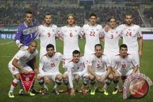 Senderos tidak masuk 23 pemain Swiss untuk Piala Eropa
