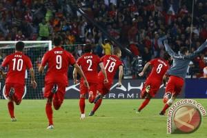 Euro 2016 - Menang 2-0, Turki singkirkan Ceko