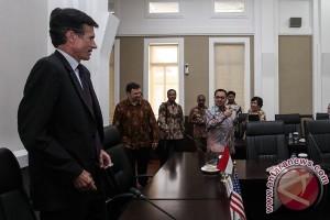 Diskusi Kementerian ESDM Dan Delegasi AS