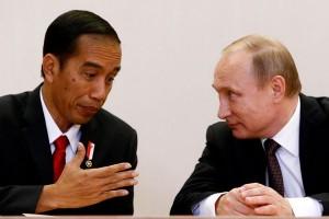 Presiden Jokowi tekankan produk tambang perusahaan Rusia bernilai tambah