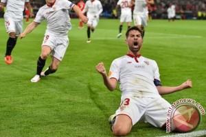 Tekuk Liverpool 3-1, Sevilla pertahankan juara Liga Europa