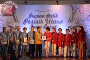 Menperin: batik pesisir utara Jabar gambarkan masyarakat egaliter