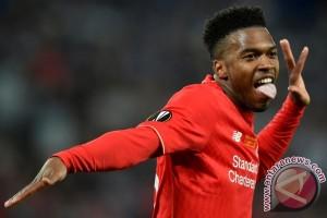 Sturridge antar Liverpool sementara ungguli Sevilla 1-0