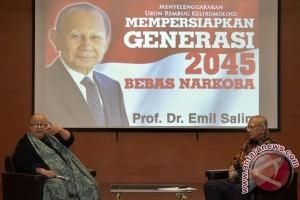 Diskusi Indonesia Bebas Narkoba