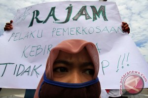 Hukuman Pelaku Kekerasan Seksual