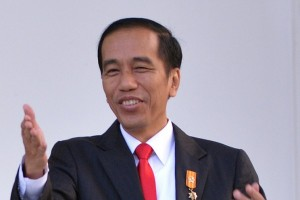 President Jokowi returns from Russia