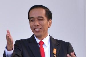 Presiden Jokowi hadiri buka puasa bersama Kapolri