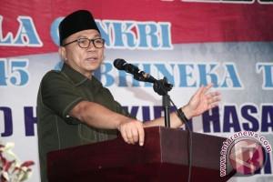 Ketua MPR sepakat pembatalan Perda hambat investasi