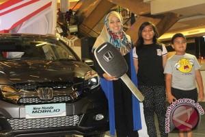 HJC serahkan satu Honda Mobilio untuk konsumen beruntung