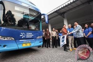 Bantuan Bus Wisata Transjakarta