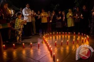 Pelepasan Lilin Perayaan Waisak