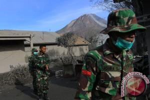 Tujuh orang tewas akibat awan panas Sinabung